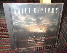 GEFFEN RECORDS: QUIET RHYTHMS MUSIC CD, 14 V/A TRACKS, DONNA SUMMER,RAY PARKER +