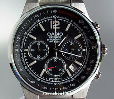 Casio * Edifice * E - 500D - 1AVEF * Chronograph