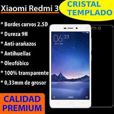 "CRISTAL TEMPLADO PROTECTOR DE PANTALLA PARA XIAOMI REDMI 3 / 3 PRO / 3S (5"")"