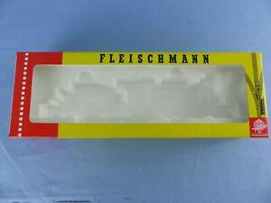 Boite VIDE loco FLEISCHMANN 4147 vapeur G8.1 KPEV Preuss bon état LEERKARTON