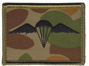 Army Australian Airborne 3RAR Para Wings DPCU