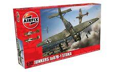 JUNKERS Ju87 B-1 STUKA AIRFIX 1/72 PLASTIC KIT