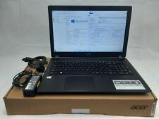 "Acer Aspire 3 15.6"" 1TB 4GB AMD E-Series 1.50GHz Windows 10 Notebook, Ex-Display"