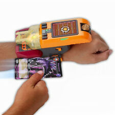 DINOSAUR KING DELUXE DINO WRIST BRACER LIGHTS + SOUNDS CARD GAME TOY