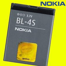 ORIGINAL NOKIA BL-4S AKKU 2680 3600 Slide 3710 Fold 3602 6208 X3-02 7020 7610 S