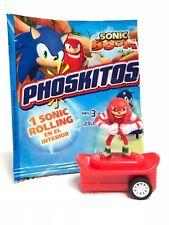 Rare espagnol Sega Sonic The Hedgehog Boom PHOSKITOS Knuckles Figure Peluche Jeu