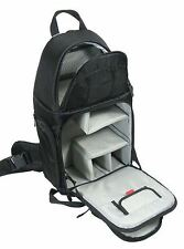 Camera Bag Backpack Rucksack Sling Pack for DSLR Inc. Raincover