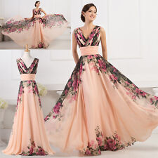 NEW Lady's Evening Formal Party Ball Gown Dress For Cocktail Wedding Bridesmaid
