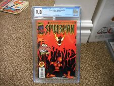 Peter Parker Spiderman 13 cgc 9.8 GREAT Carnage cover Marvel 2000 MINT Venom mov