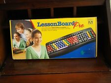 LessonBoard Pro Learning Keyboard Color-Coded by CHESTER CREEK-wired
