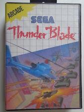 Master System-Thunder Blade (con embalaje original) 10633069