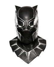 Adults Deluxe Captain America Civil War Black Panther Mask Costume Accessory