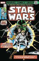 STAR WARS #1 FACSIMILE EDITION MARVEL COMICS 1977 REPRINT NM