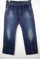 Diesel Hommes Pheyo Jeans Jambe Droite Taille W33 L30 AOZ973