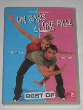 Un Gars Une Fille Le Best Of - Jean Dujardin/Alexandra Lamy - DVD