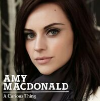 Amy MacDonald - A Curious Thing - CD Album  - NEU