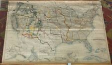 1906 Map of United States and Insular Possessions by U.S. Department of Interior