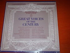 Great Voices Of The Century-VA-Nellie Melba-LP-Shrink