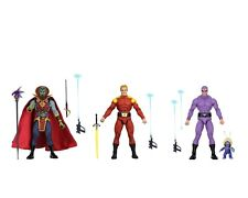 NECA DEFENDERS OF THE EARTH SET OF 3 ACTION FIGURES