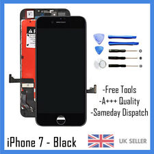 For iPhone 7 LCD Screen Replacement Digitizer 3D Touch Display Assembly - Black