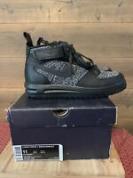 Nike air lunar force one sneaker boot Oreo color size 11 brand new with box