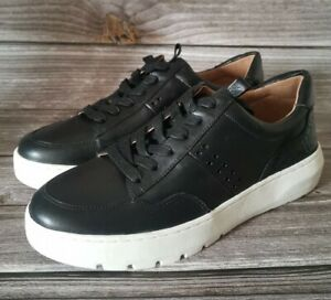 Vionic Abyss Ysenia Lace Up Trainer, UK 6, Black, NEW (RRP £120)