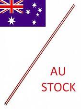 Golf Alignment Stick Rod Training Aid NEW 1x 2Pk  122cm Fiberglass Full Swing*
