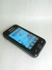 Samsung S5230 SMARTPHONE FOR SPARES REPAIRS PARTS locked