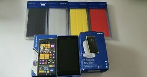 Nokia Lumia 1520 - 32GB Unlocked Smartphone - Black With Extra