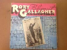 RORY GALLAGHER Blueprint Polydor 2383 189 Classic Prog rock from 1973