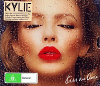 KYLIE MINOGUE KISS ME ONCE Deluxe Edition CD & DVD ALL REGIONS NTSC NEW