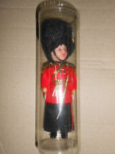 Bambola Vintage Celluloid Doll England Beefeater in box