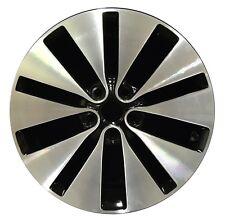 "18"" Kia Optima 2011 2012 2013 Factory OEM Rim Wheel 74645 Black Machined"