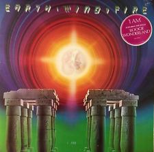 EARTH, WIND & FIRE - I Am (LP) (VG/VG-)