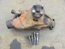 57 58 59 60 Corvette Chevy Water Pump w/ Original Bolts 3739493 UNDATED 1957