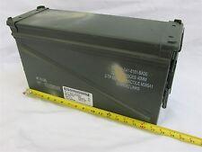 40MM Ammo Can Box PA120 US Army Military  Ammunition Metal Storage
