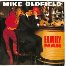 """Mike Oldfield - Family Man - 7"""" Record Single"""