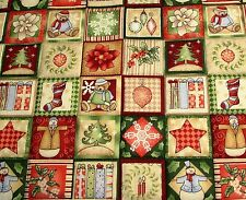 HOLIDAY DESIGNS Quilted Placemats - 13 in x 18.5 in - set of 4
