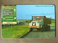 K 205 A 08.92 MINT Ongebruikt Duitsland  Gerber / Truck  opl 3000