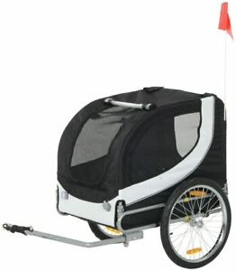 Pet Bike Trailer Dog Cat Large Bicycle Jogger Jogging Cycle Carrier Cargo Hitch