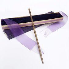Baguette Luna Lovegood avec BOITE COLLECTOR Olivander maquique wand Harry Potter