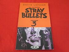 STRAY BULLETS VOLUME 3 GRAPHIC NOVEL NEW UNREAD