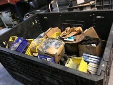 Tote of chains/sprockets, MORSE 50R 10ft, 80R 10ft, C2050R 10ft, 80BS14 1 5/8