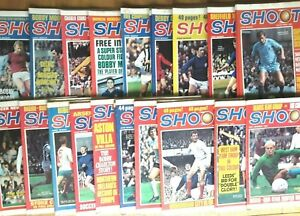 SHOOT MAGAZINE FROM 1969  ~ FIRST 18 EDITIONS ~ YOU CHOOSE WHICH  YOU WANT
