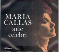 Maria Callas: Arie Celebri - CD