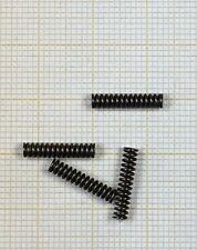 Drahtstärke 0,63mm Außen Ø4,63mm 4 x Druckfeder Länge 6,8mm