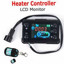 12V LCD Monitor Schalter Mit Fernbedienung Für Air Diesel Heizung Standheizung