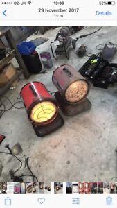 Sealey Ir18 Garage Kerosene Heater Nozzle Jet ONLY Genuine Part Parrafin Diesel