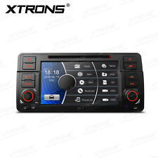 XTRONS AUTORADIO FÜR 3er BMW E46 GPS NAVI NAVIGATION BLUETOOTH DVD MP3 CANBUS