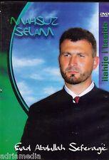 Esad Abdulah Seferagic DVD Mahsuz Selam Ilahije i Kaside Bosna Best Hit Sarajevo